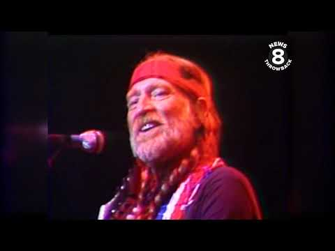 Willie Nelson And Friends In San Diego 1981
