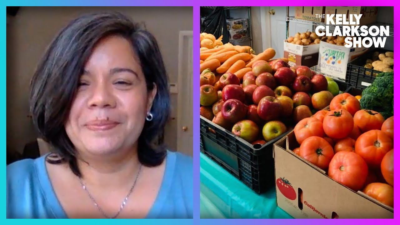 Selfless Woman Raises $43,000 For NYC Food Pantry