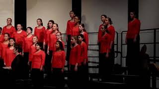 Die Forelle - CCHS Choralaires 2015-10-01