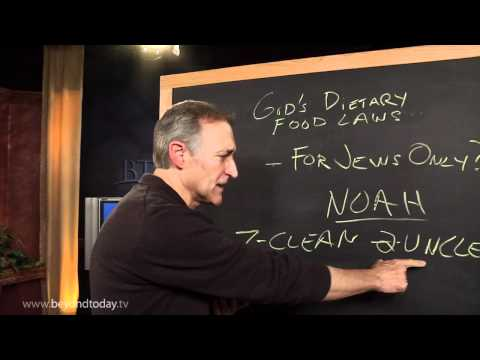 BT Daily: God's Dietary Food Laws - For Jews Only?