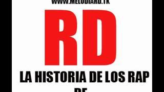 La Historia De Los Rapero Dominicano La Cura del 2012