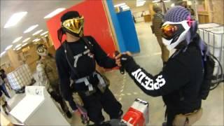 """Combat City Indoor Airsoft CQB: """"Exposure"""" (9/12/15)"""