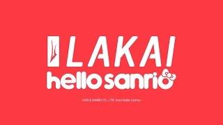 Lakai x Girl x Hello Sanrio