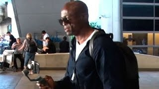 Seal And Family Returning To LA On Father