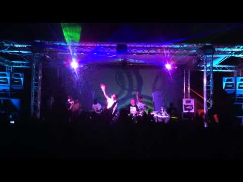 Zed Bias & MC Chunky @ Outlook Festival 2012