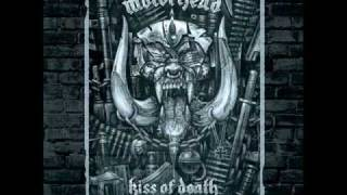 Motörhead - Whiplash (Metallica cover) bonus from Kiss Of Death Lyr...
