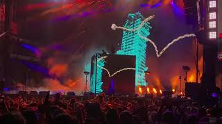 TRAVIS SCOTT Astroworld Live Plus Smokepurpp, NAV and Rae Sremmurd at Osheaga 2018 Montréal
