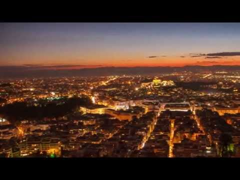 Timelapse Greece Athens 2015