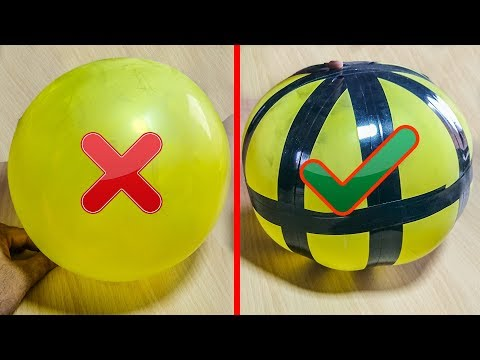 Thumbnail: 4 BEST BALLOON LIFE HACKS & TRICKS for Kids – AWESOME Balloon Life Hacks