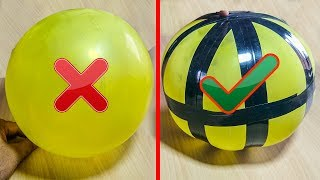 4 BEST BALLOON LIFE HACKS & TRICKS for Kids – AWESOME Balloon Life Hacks