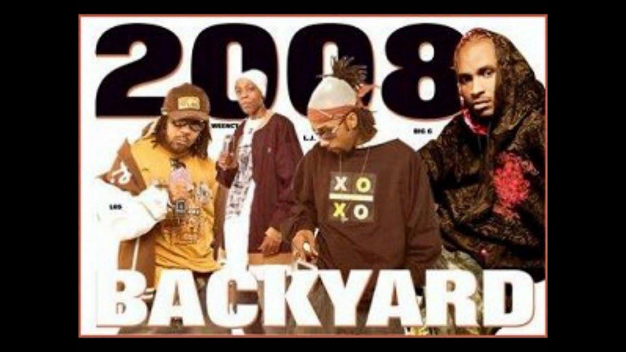 Backyard Band - Winko On Congos The Ticket Album 2008 ...
