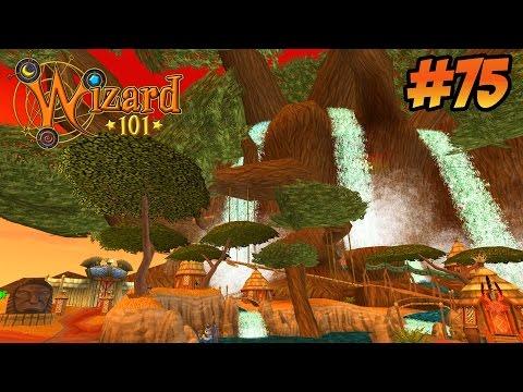 """Wizard101 Fire & Ice Walkthrough: """"The Zoo!"""" - Ep 75"""