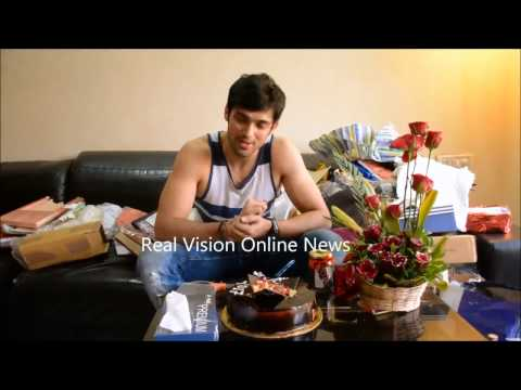 Parth Samthaan - Gift Segment 2 with Real Vision Online News