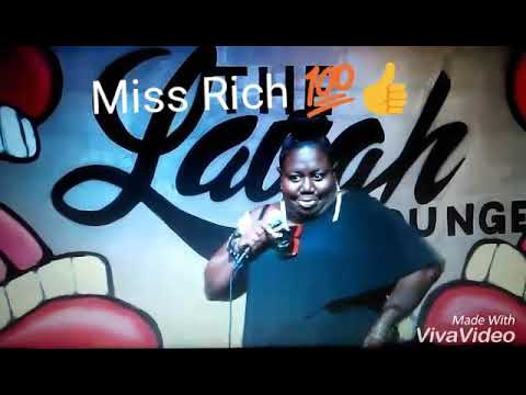 Funny frst Monday Miss Rich