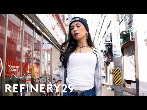 Why Japanese Women Are Dressing Like Chicanas   Style Out There   Refinery29