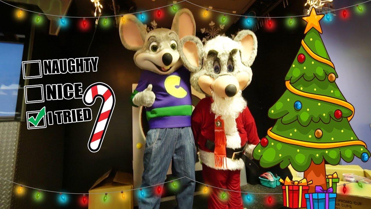 Chuck E Cheese Christmas.Chuck E Cheese Do The Floss Dance Merry Christmas