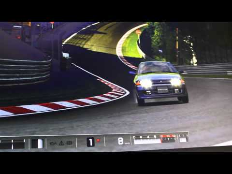 GT5 Real Driving Simulation