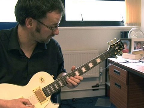 Fourier Analysis (and guitar jammin') - Sixty Symbols