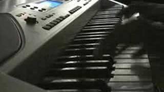 Cars by Gary Numan on Piano Keyboard