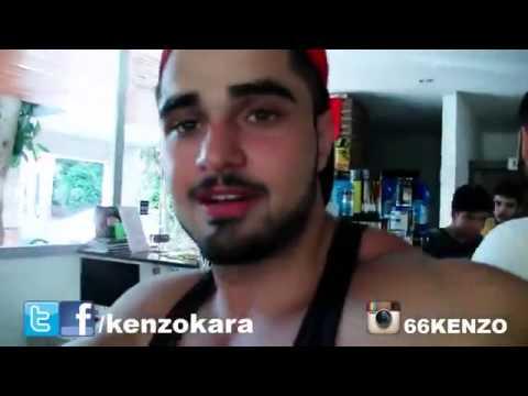 Türkiye Vlog 4# Sirt/Gögüs Süperset Antrenman (Definasyon) Full Body Workout KENZO KARAGÖZ