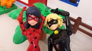 Леди Баг и Супер-Кот Антикот Мультик из игрушек