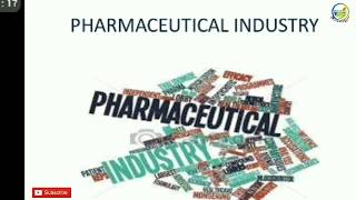 Pharmaceutical industry and organisation in India। full notes.