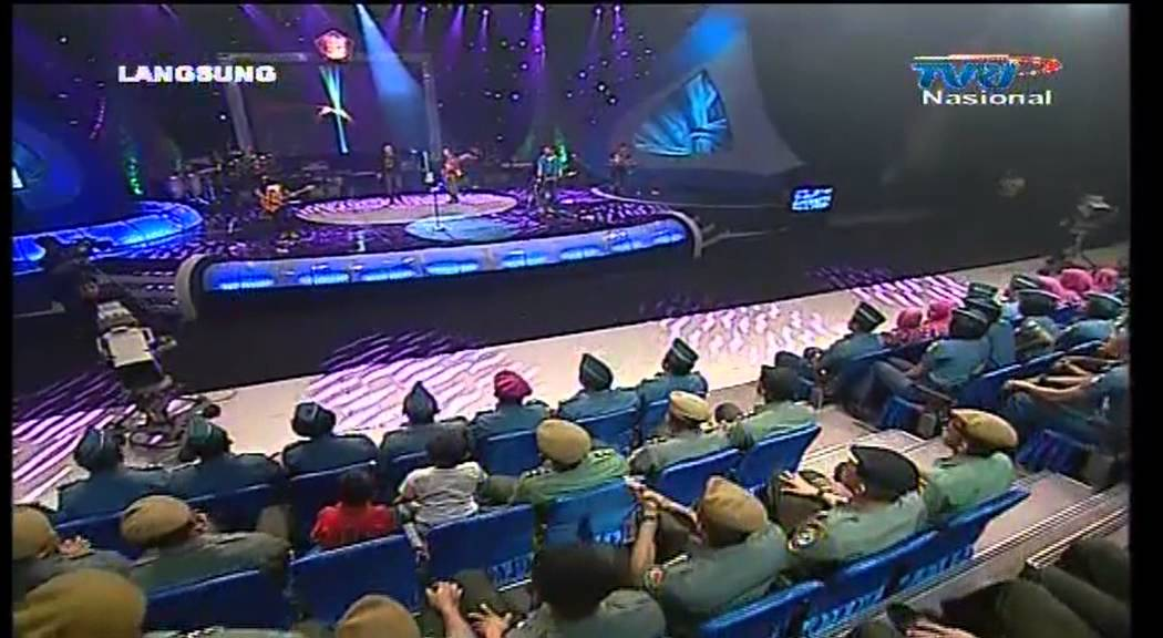 Nirwana Band Live At Kamera Ria  Courtesy Tvri