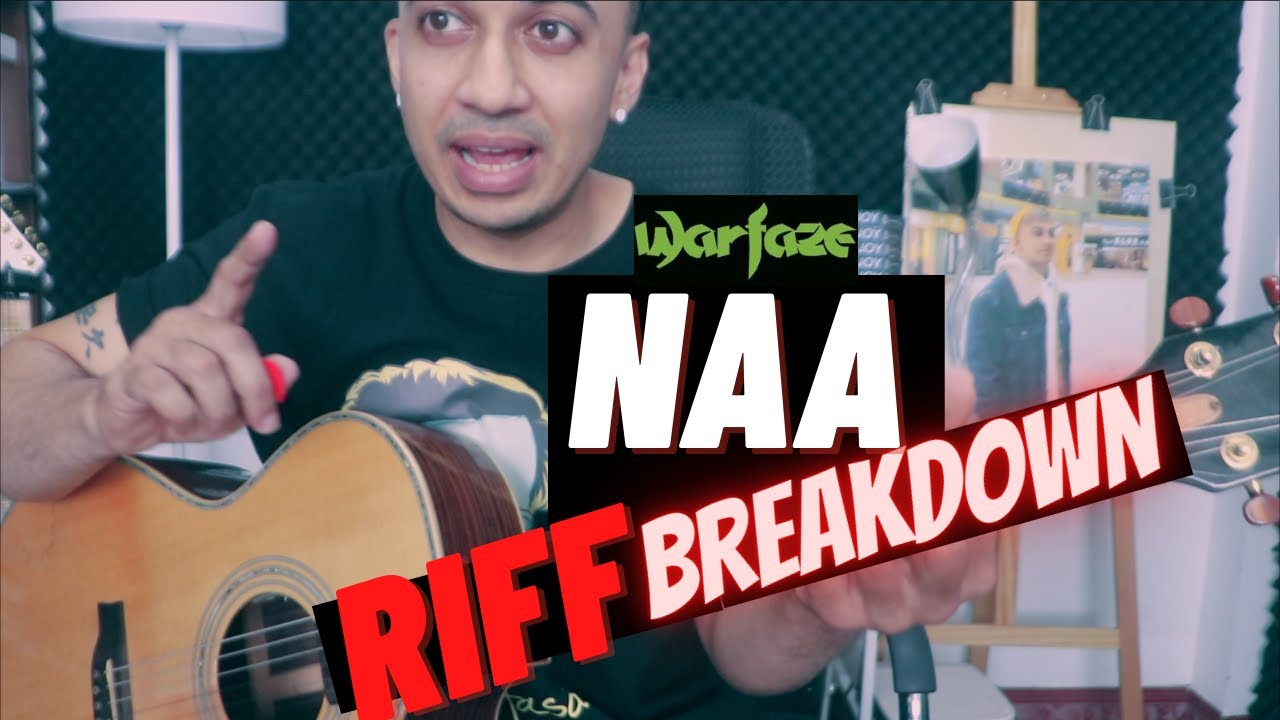 Warfaze Naa Story and Riff Break Down | Video Podcast Episode 4