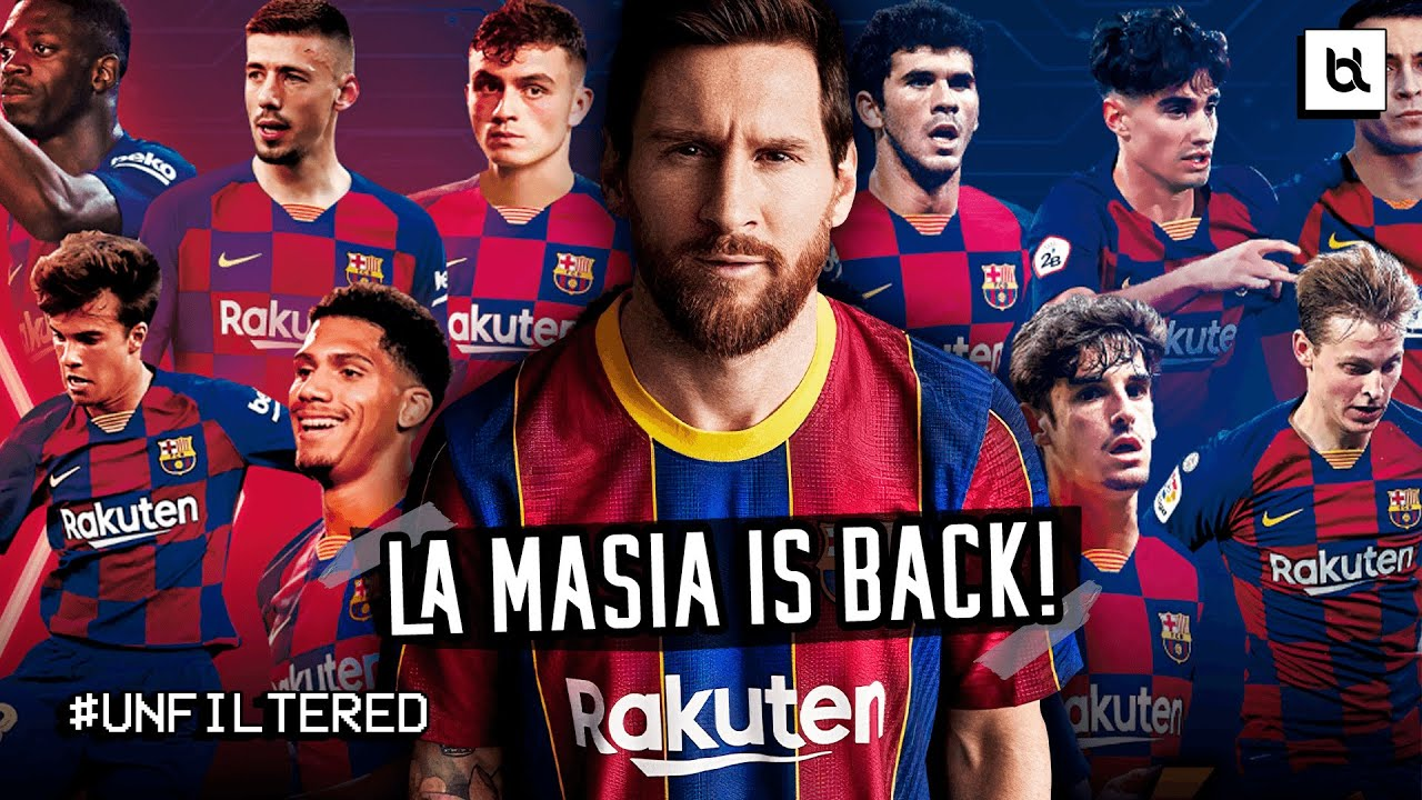 Download What The Next Generation of FC Barcelona Will Look Like