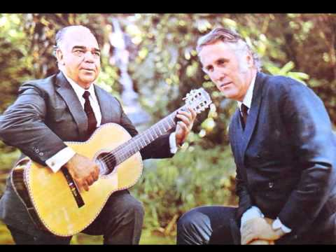 Francisco Petrônio & Dilermando Reis - NO RANCHO FUNDO - Ary Barroso & Lamartine Babo