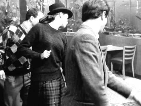 Bande à part (1964) - Dance scene [HD]