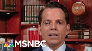 Full Scaramucci: The President Is Having A 'Total Mental Breakdown' | MTP Daily | MSNBC