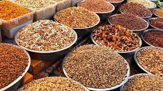 Street Market in Antalya, Türkiye