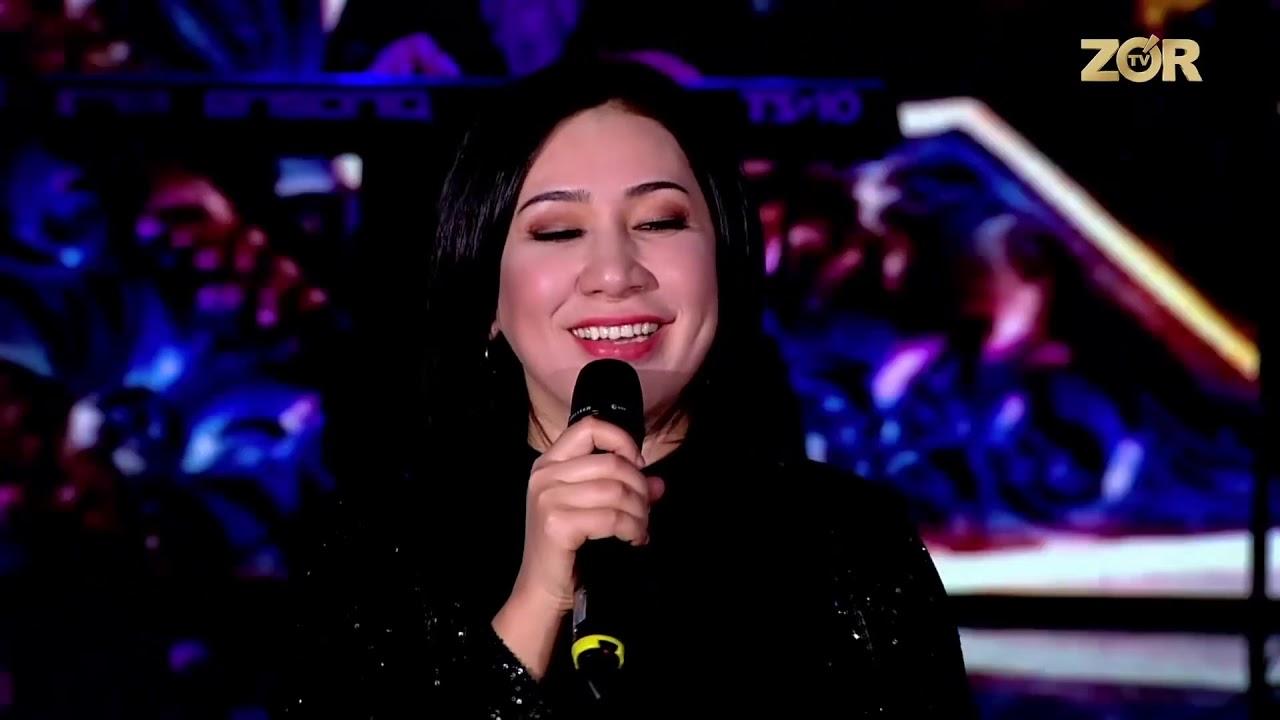 Dildora Niyozova - Ishonma (Siz bilan) ZO'R TV