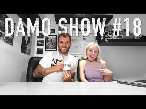 DAMO SHOW #18 - TAKING RISKS / RECORD LABELS / SOLO ARTIST OR BAND / GUITAR MUSIC