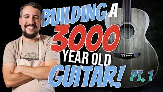 How to build aฑ acoustic guitar. Episode 1