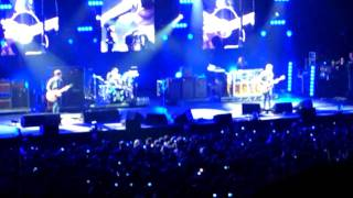 Dont look back anger - Oasis live 2008 Marseille