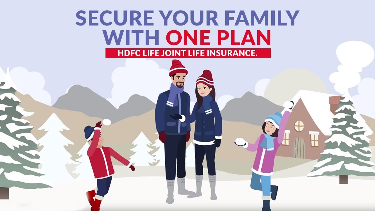 Joint Life Insurance with just 1 premium to secure your family's lifestyle – HDFC Life Classic One