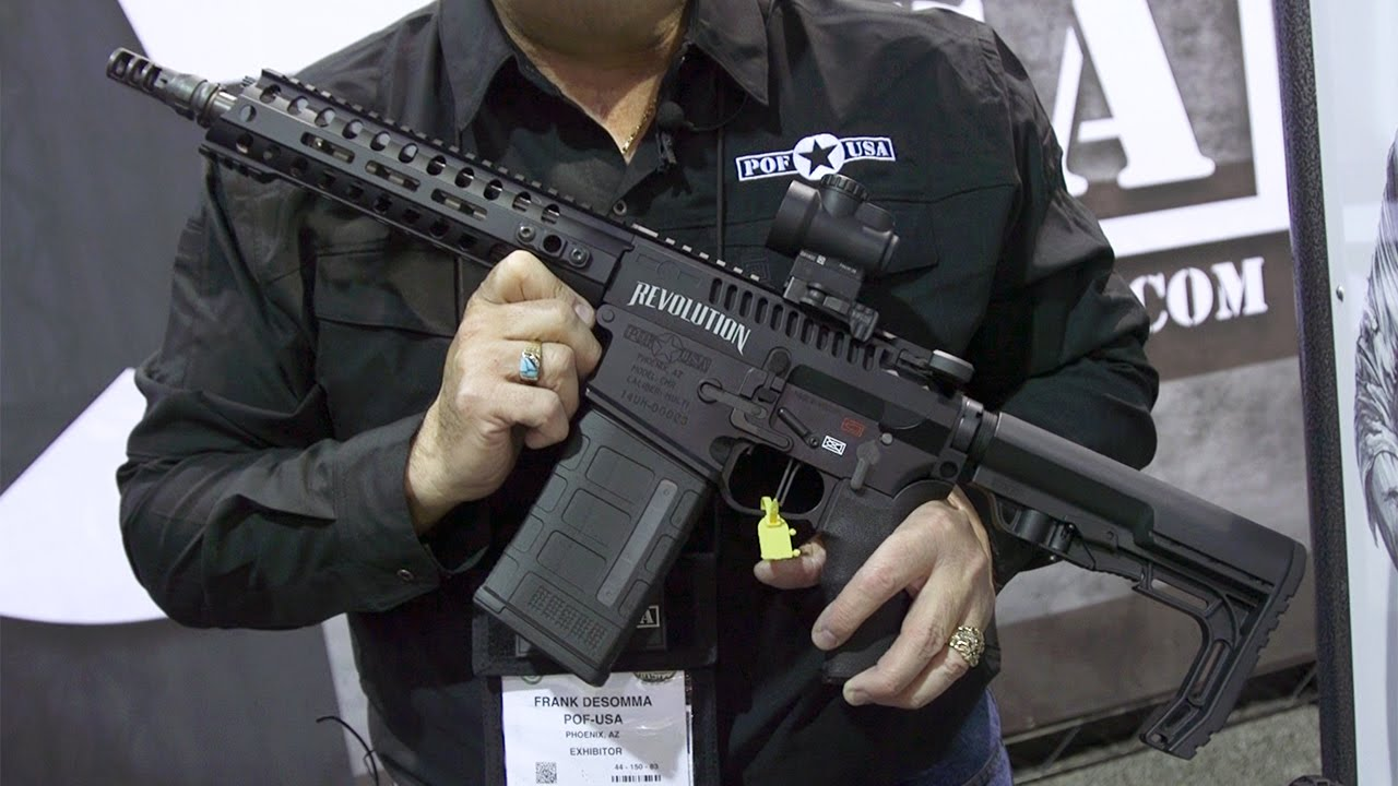 The smallest, lightest, most compact  308 semi-auto ever made