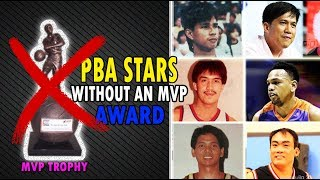 10 Great PBA Players To Never Win An MVP Award