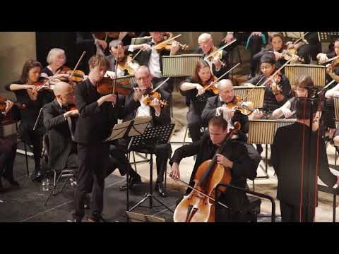 Brahms - Double Concerto For Violin, Cello And Orchestra