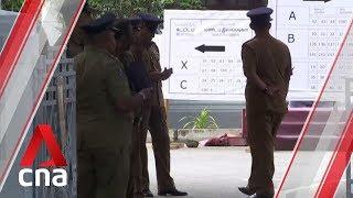 Fear, uncertainty ahead of Sri Lanka's presidential election