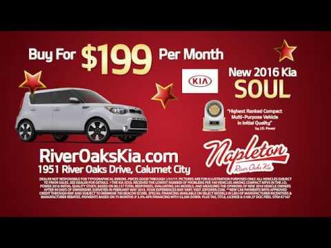 Napleton River Oaks Kia Savings Gone Wild Tv Commercial Youtube