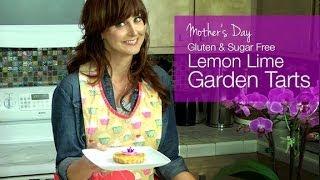 Gluten Free Sugar Free Garden Tart Recipe - Kimtv