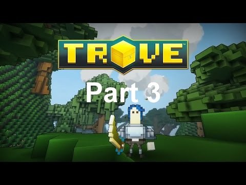 TROVE KILLING THE GOLDEN SCARAB