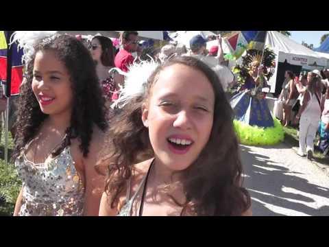 SambaLa Parade 2016 Pompano Beach Brazilian Festival