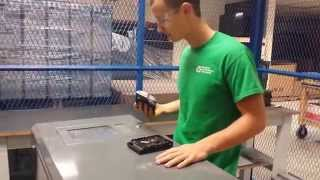 Complete Electronics Recycling - Hard Drive Shredding
