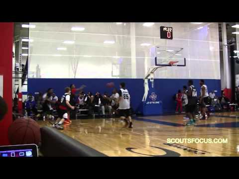 Team1 #164 Joachim Smith IN 6'4 185 2014 East Chicago Central High School