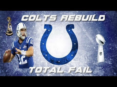 Are the Colts Cursed?! Madden 17 Rebuild - Indianapolis Colts