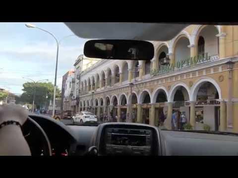 Drive Around Iloilo - Philippines